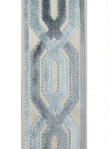 Aqua Velvet Trim Tape Curtain Amp Upholstery Trim