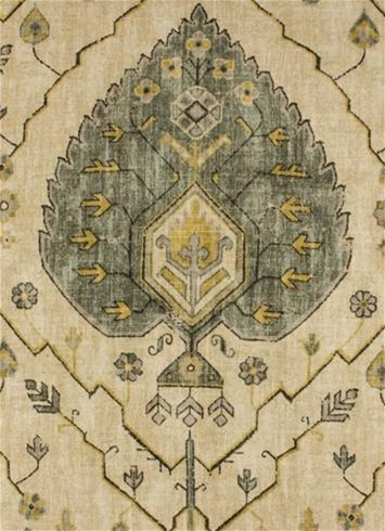 Aubusson Sahara Ikat Fabric