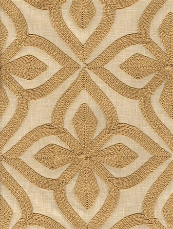 Bembe Flax African Fabric