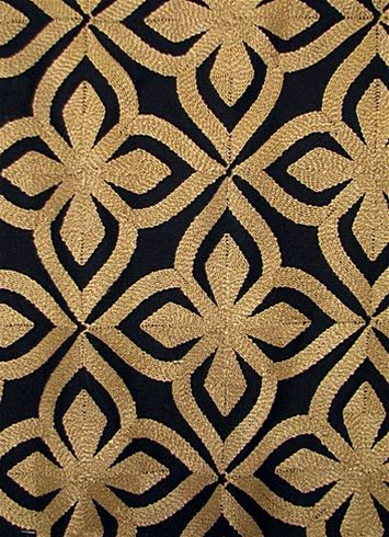 Bembe Peppercorn African Fabric