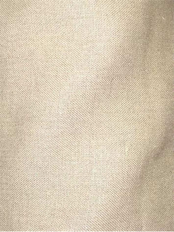 Brussels 118 - Sandstone Linen Fabric