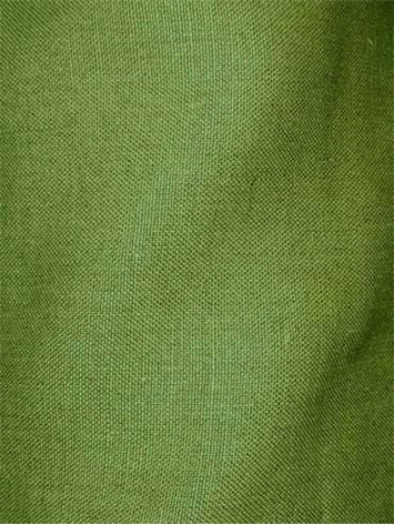 Brussels 251 - Island Green Linen Fabric