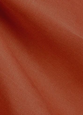Brussels 318 - Persimmon Linen Fabric