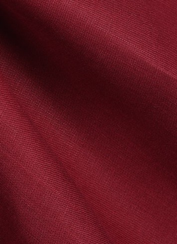 Brussels 322 - Pomegranate Linen Fabric