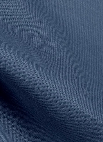 Brussels 51 - Denim Linen Fabric
