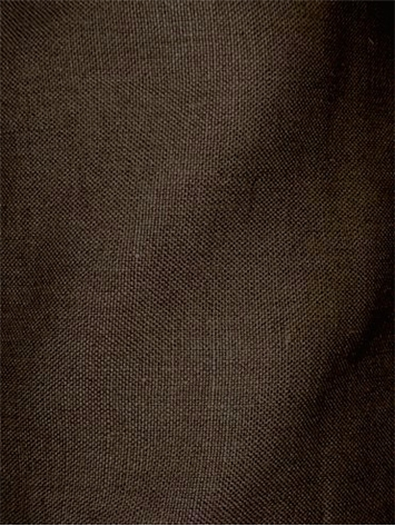 Brussels 663 - Espresso Linen Fabric