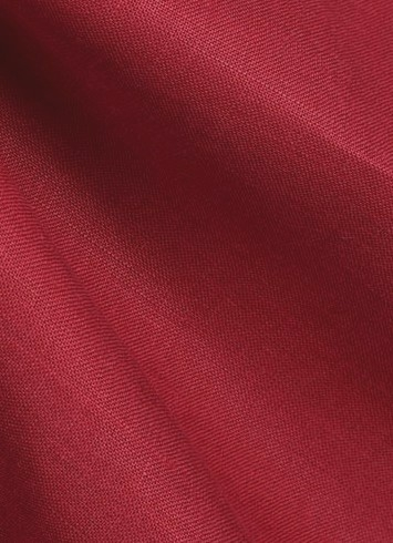 Brussels 751 - China Red Linen Fabric