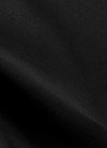 Brussels 947 - Noir Linen Fabric