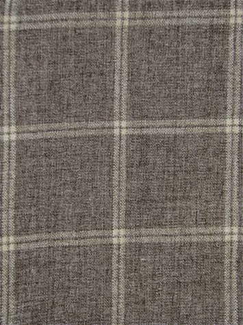 Campbell Stone Chenille Plaid