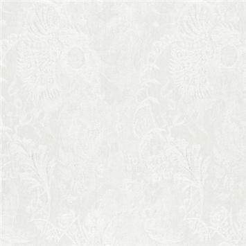 Chambly Damask White Orchid