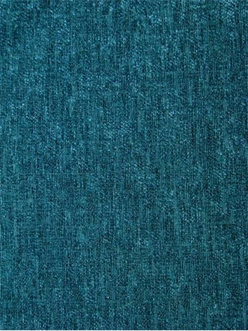 Eaton Dark Teal Chenille Fabric Soft Upholstery Fabric