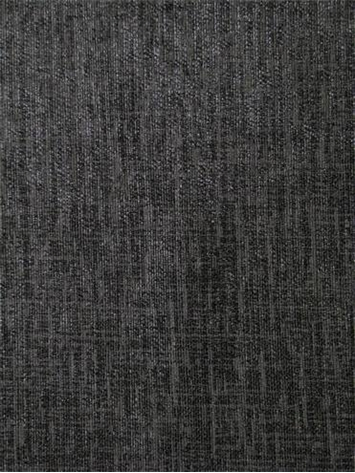 Eaton Grey Chenille Fabric Soft Upholstery Fabric