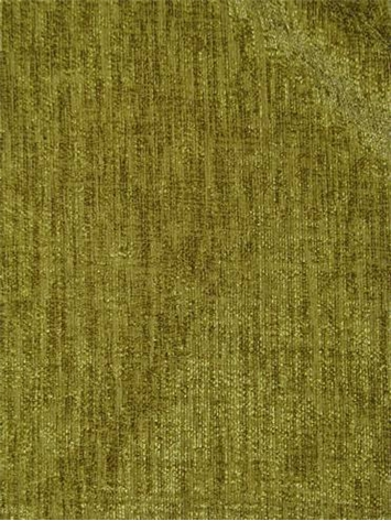 Eaton Lime Chenille Fabric Soft Upholstery Fabric
