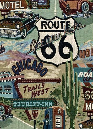 Route 66 Multi Fabric Store Discount Fabric By The Yard
