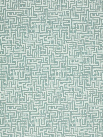 Derby M10509 12014 Turquoise Barrow Fabric