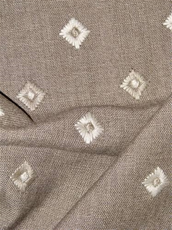 Derry 660 Hemp Embroidery Fabric