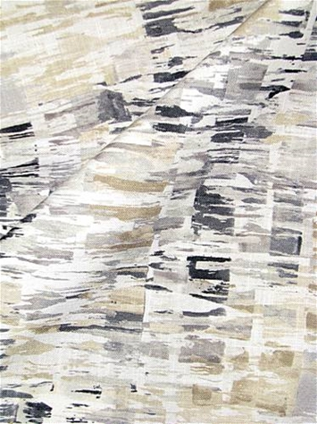 Dryden 145 Travertine Modern Art Fabric