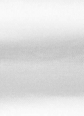 Glynn Linen 143 - Optic White Linen Fabric