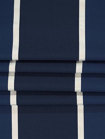 Henley Stripe China Blue NAUTICA FABRIC
