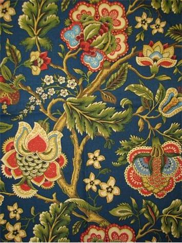 Imperial Dress Tw Jewel Waverly Fabric