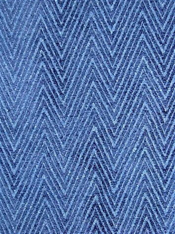 Indra Blue Chenille