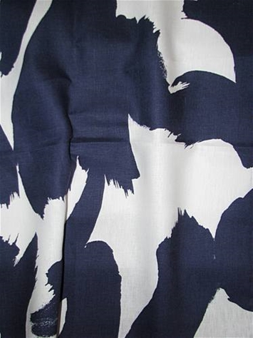 Ink Lines Navy Kate Spade Fabric
