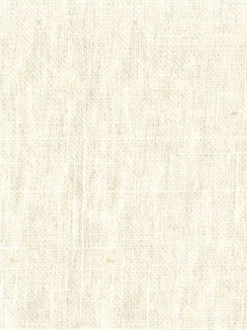 JEFFERSON LINEN 111 IVORY Linen Fabric