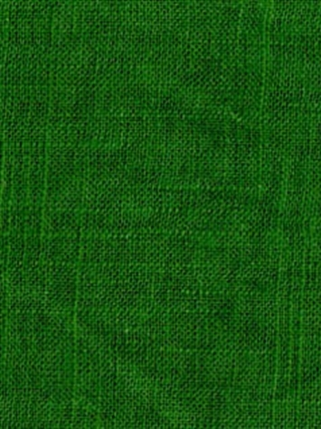 JEFFERSON LINEN 254 KELLY GREEN Linen Fabric