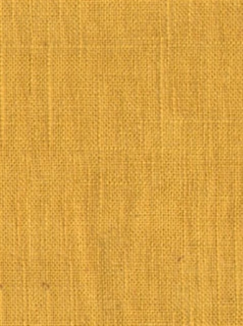 JEFFERSON LINEN 811 FRENCH YELLOW Linen Fabric