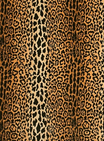 Jamil Natural Jaguar Velvet