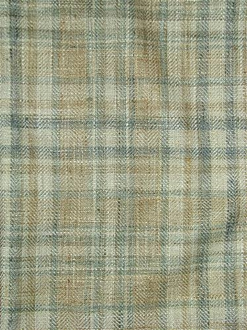 Keystone Mist Plaid Fabric
