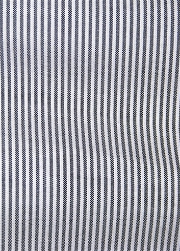 Laguna Domino Ticking Fabric