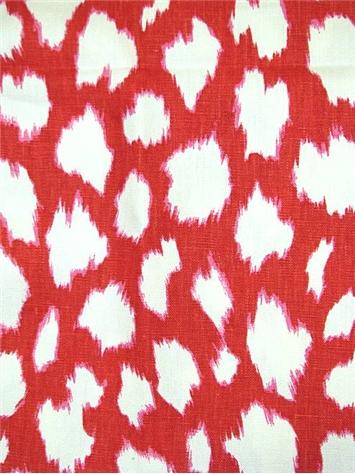 Leokat Maraschino Kate Spade Fabric Decorator Fabric Rooms
