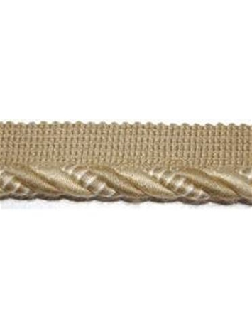 Sunbrella 3/8 Inch Cord Edge Neutral Light