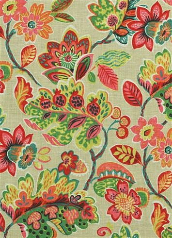 Magritte 382 Summer Floral Fabric
