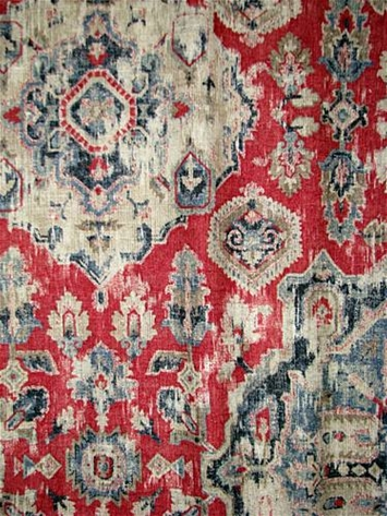 Massimo 389 Moroccan Red