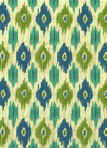 Micah 548 Isle Waters Ikat Fabric