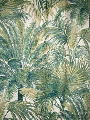 Monte Verde Verde Tropical Fabric