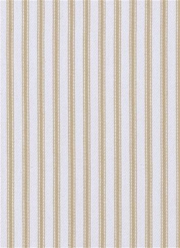 New Woven Ticking 114 Seashell