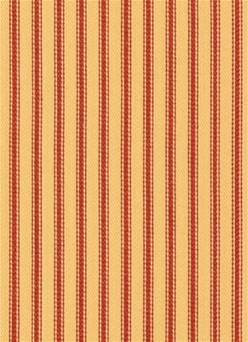 New Woven Ticking 380 Saffron