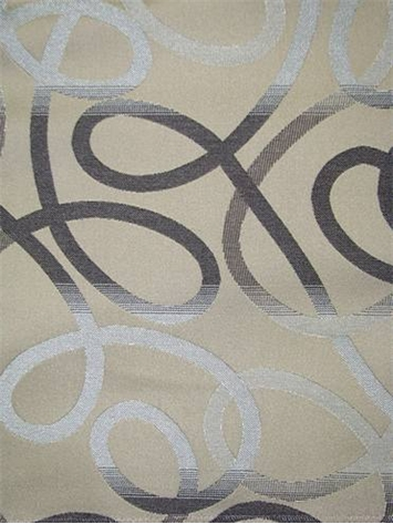 Ombre Loop BK Greystone Crypton Fabric