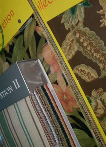 Outdoor Fabric Sample Books