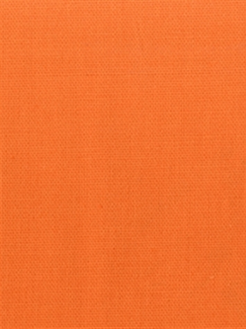 PEBBLETEX 321 TANGERINE Canvas Fabric