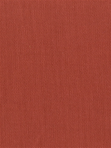 PEBBLETEX 378 CORAL RED Canvas Fabric