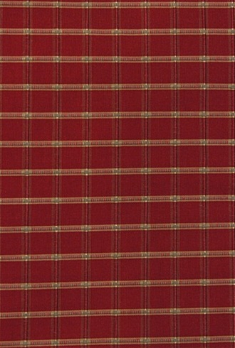 Winette Plaid Cardinal