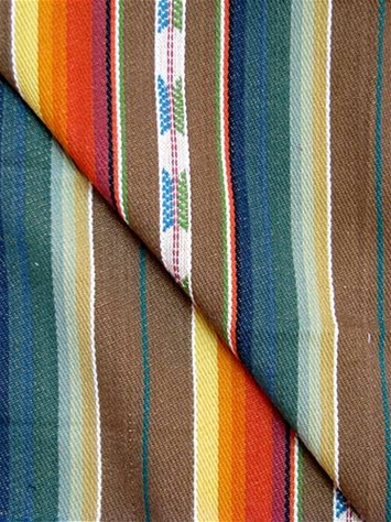 Rio Grande Stripe Brown Multi
