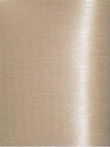 Shantung Champagne Drapery Fabric