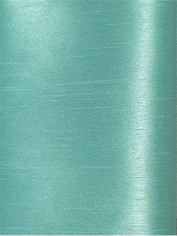 Shantung Tiffany Blue