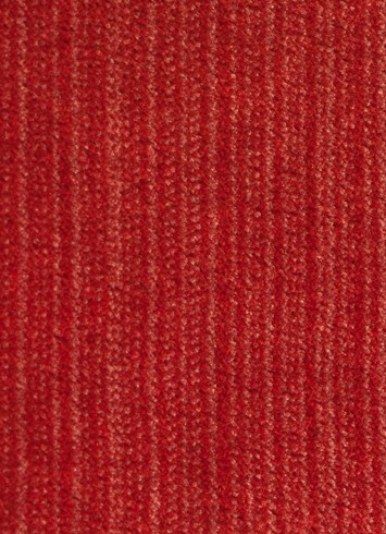 Striato Vermillion Velvet