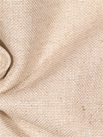 Sunset Natural Linen Fabric